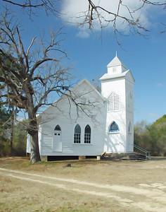 Bethel Baptist Church, McKinley, AL