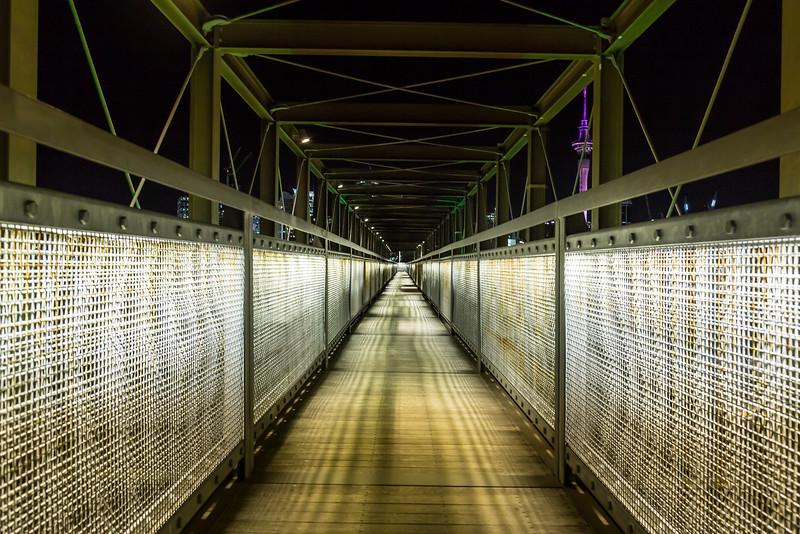 Silo Park Walkway