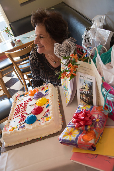 Marlene's Birthday Nov 2012