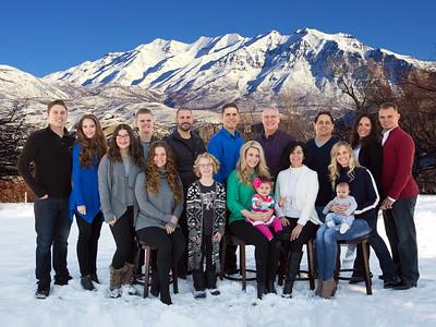 Wakefield Family 2016
