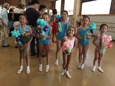 Kearsley's Ballet End of Semester