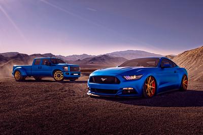 """""""Eragon"""" AFW Mustang + MSA """"Dually"""""""