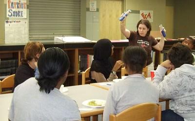 Homewood High School Samurai Meeting Oct. '08