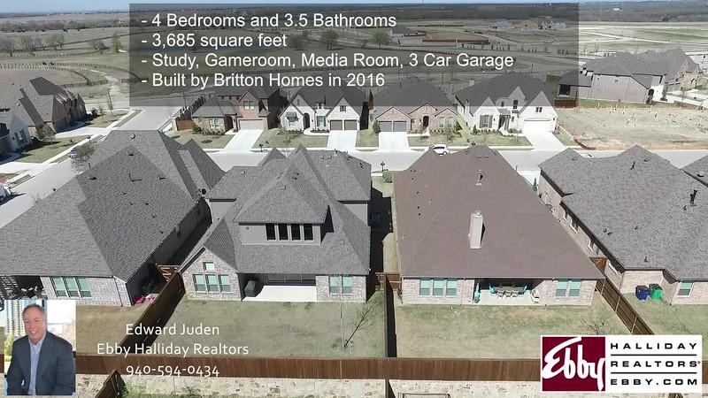 3446 Triple Crown Street, Celina, Texas