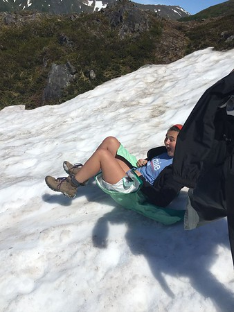 Day 4 - Mount Gastineau