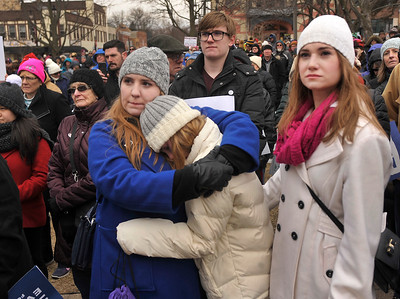 032418 Woodstock March for our lives (GS)