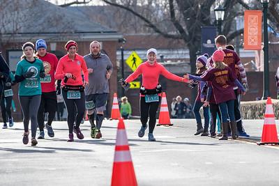2018 Charlottesville Ten Miler - Mile 8.5