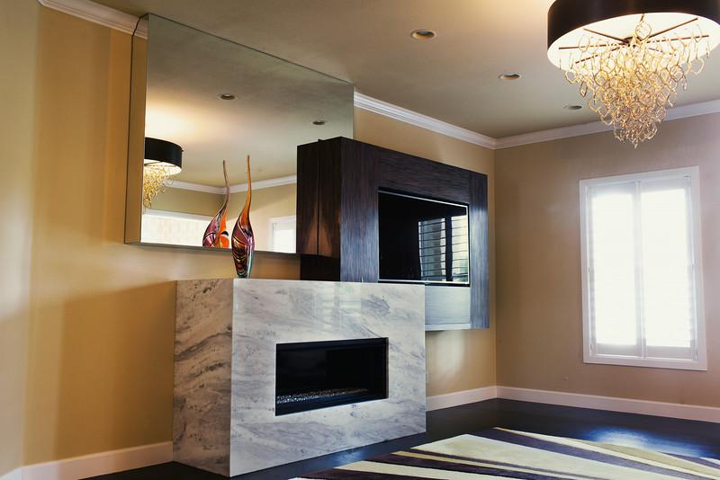 Goddard Design | Modern Fireplace
