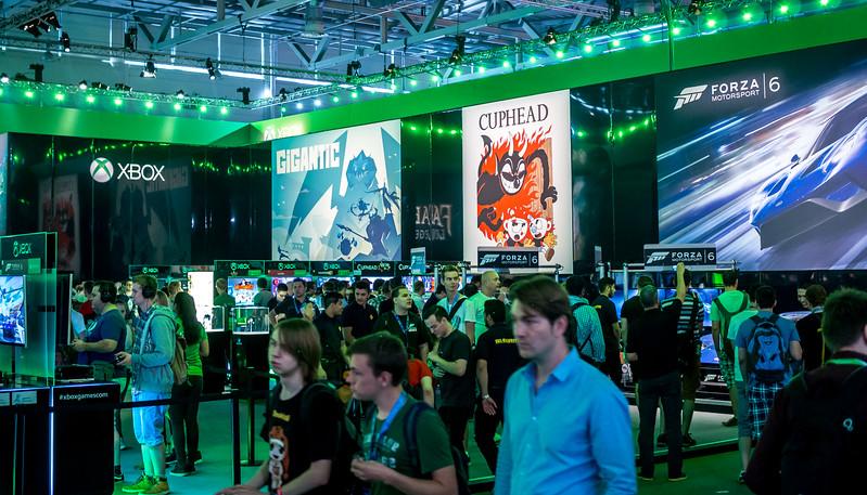 Xbox One at Gamescom 2015