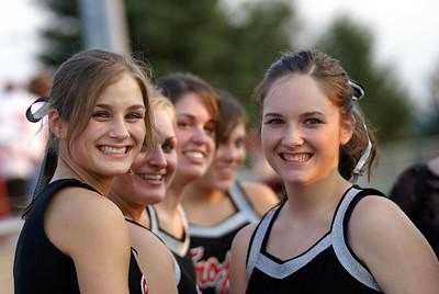 Cheerleaders @ Garaway
