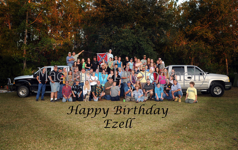 Ezell's 40th Birthday