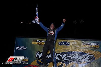 Brewerton Speedway - 10/5/17 - Michael Fry