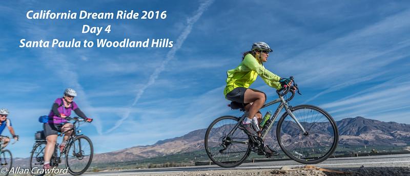 Cal Dream Ride Day 4