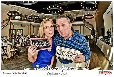 9/1/18 - Nicole & Jason