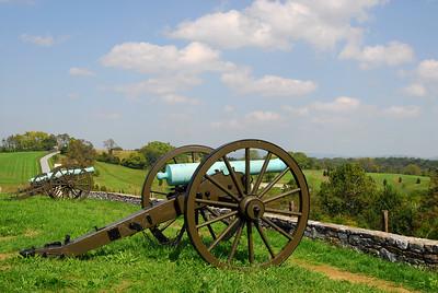Civil War Battlefield at Antietam (Sharpsburg, MD)