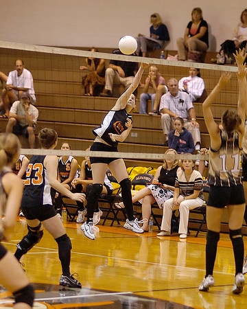 AV Volleyball vs Staunton River 8/30