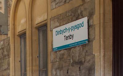 Tenby, Wales 2012