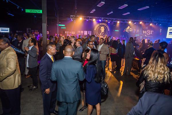 The Diversity Celebration host Can't Knock The Hustle