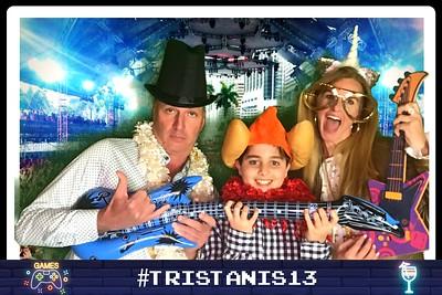 Tristan's 13 Birthday