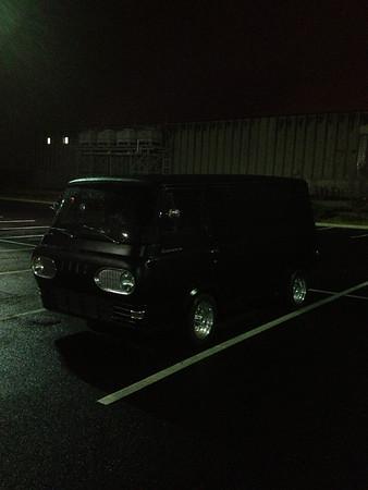 Mean 63 Econoline Van