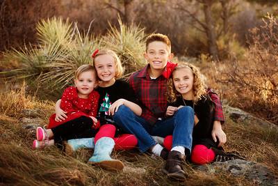 2017 | Hazel, Harley, Emily & Cole