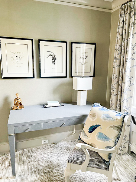 A teen bedroom makeover