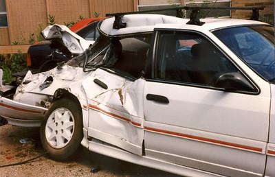 1997 Crash at 201M