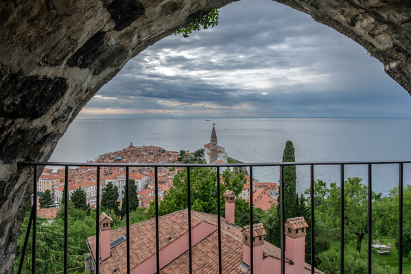 Slovenia - Skocjan caves and Piran