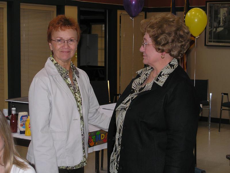 Vadis and Barbara