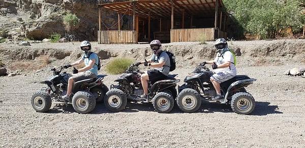 5-8-19 Eldorado Canyon ATV/RZR & Goldmine Tour