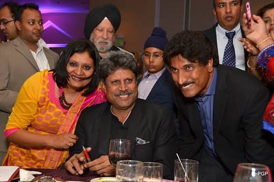 with the Legend and Cricketer Kapil Dev!