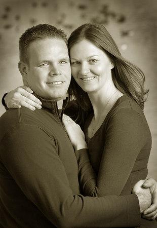 Matt and Kristi