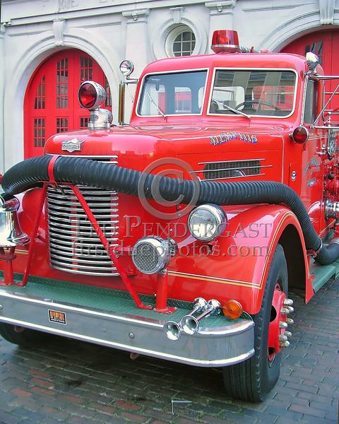 Memphis, Tennessee - Memphis Fire Museum