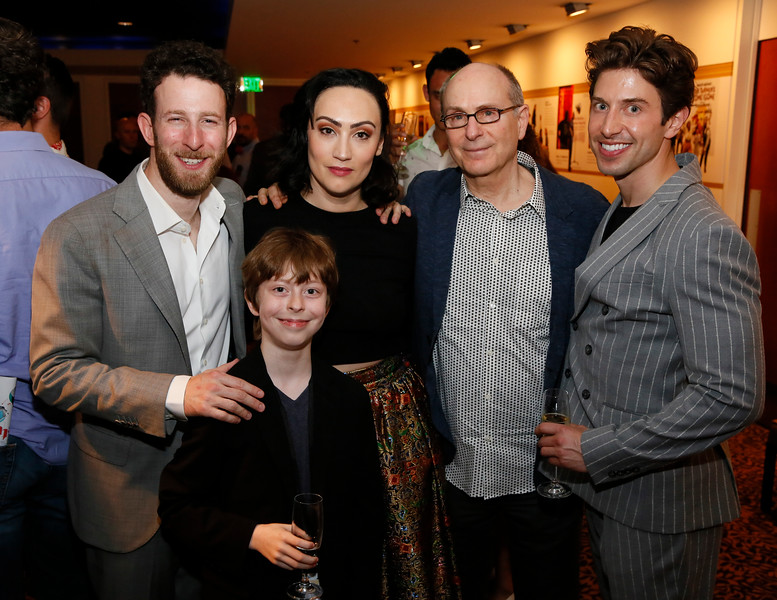 """Falsettos"" Center Theatre Group/Ahmanson Theatre, Los Angeles, America - 17 April 2019"