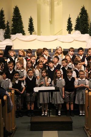 Spring Meadows Primary School Cantata