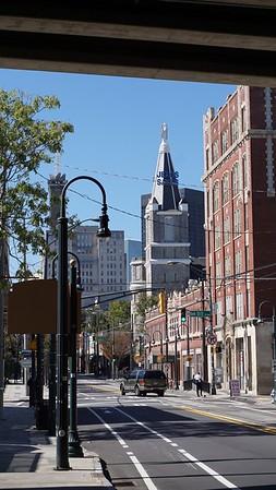 Streetscape - Auburn Ave
