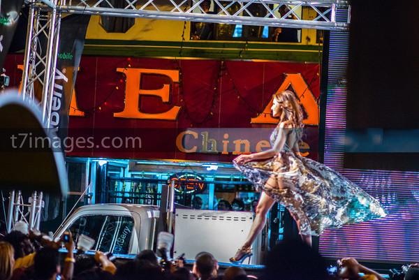 Anya Ayoung-Chee - (Fashion Rocks the Avenue)- Trinidad