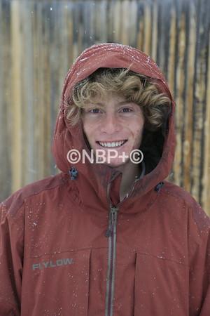 Luke Shull senior school portrait 11/11/18