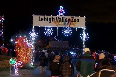 Lights at Lehigh Valley Zoo