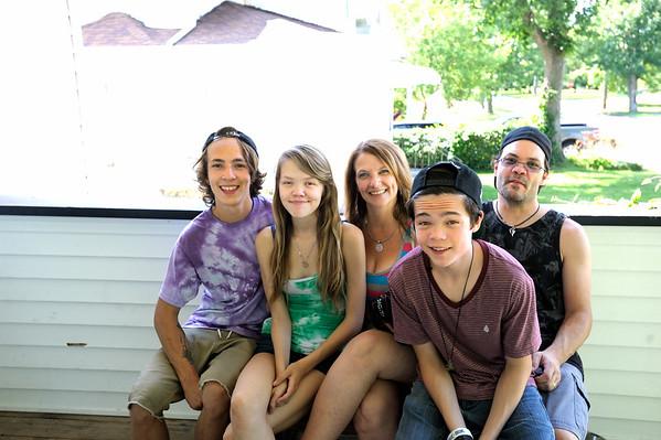 7/13/14 The Abraira Family