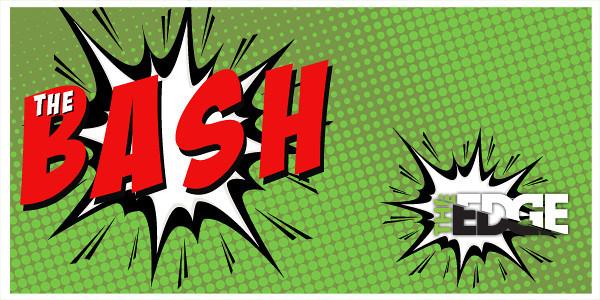 The Edge - BASH! 2012