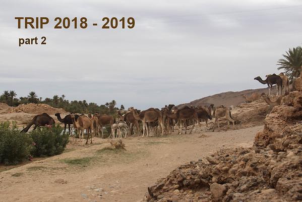 Trip 2018-2019 Part II
