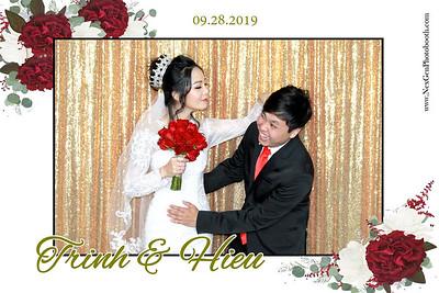 Trinh & Hieu's Wedding 9/28/19