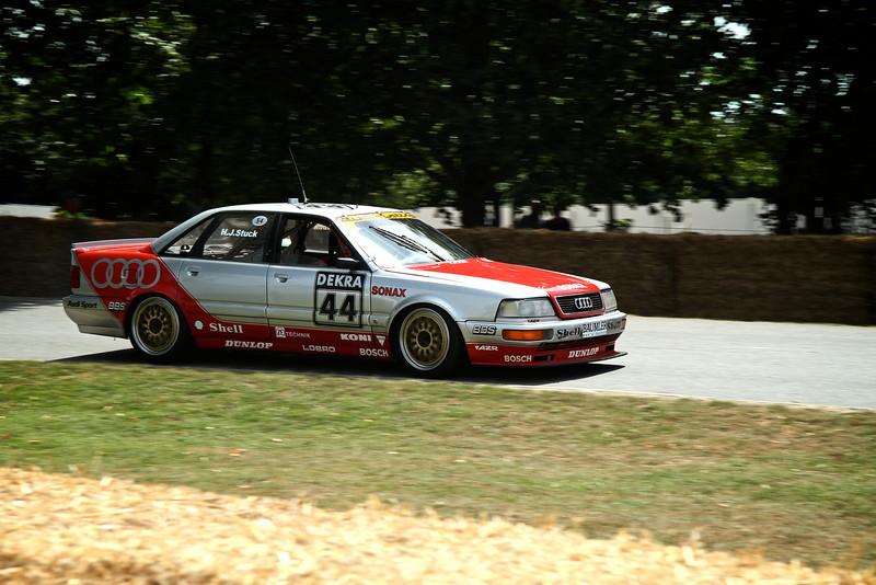 Audi V8 Quattro DTM (1992)