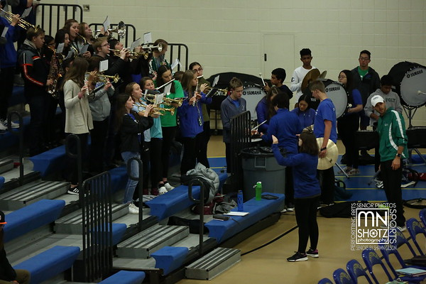 Section Championship vs East Ridge