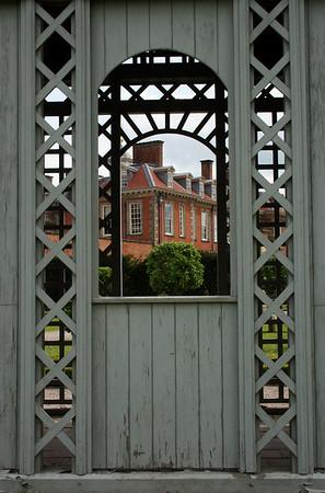 Hanbury Hall (May 2009)