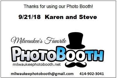 9/21/18 Karen and Steve