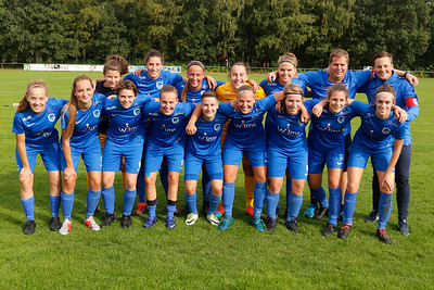20180908 - KRC Genk Ladies ll - SK Loenhout