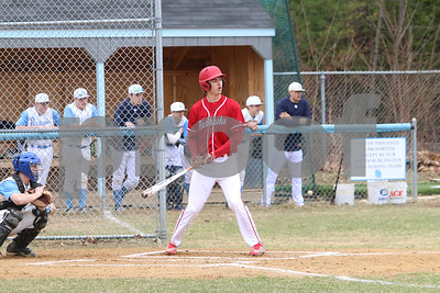 CVU at South Burlington (Last 2 innings) 4/22/15