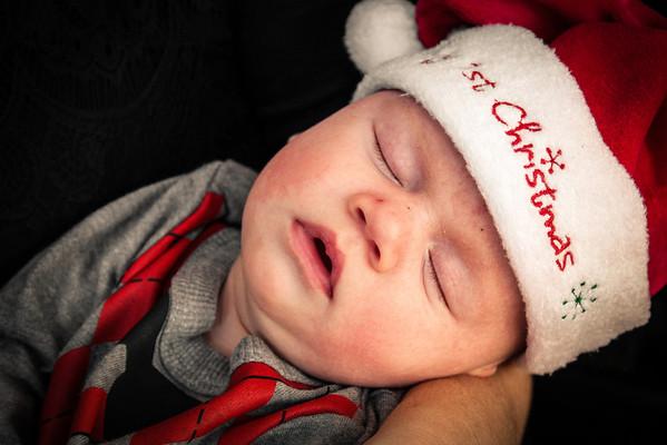 Nathan's 1st Christmas